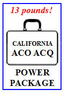 study guide for California Alarm Company Operator ACO ACQ license examination