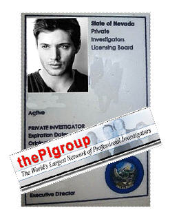 Nevada private investigator licnse examination with thePIgroup.com