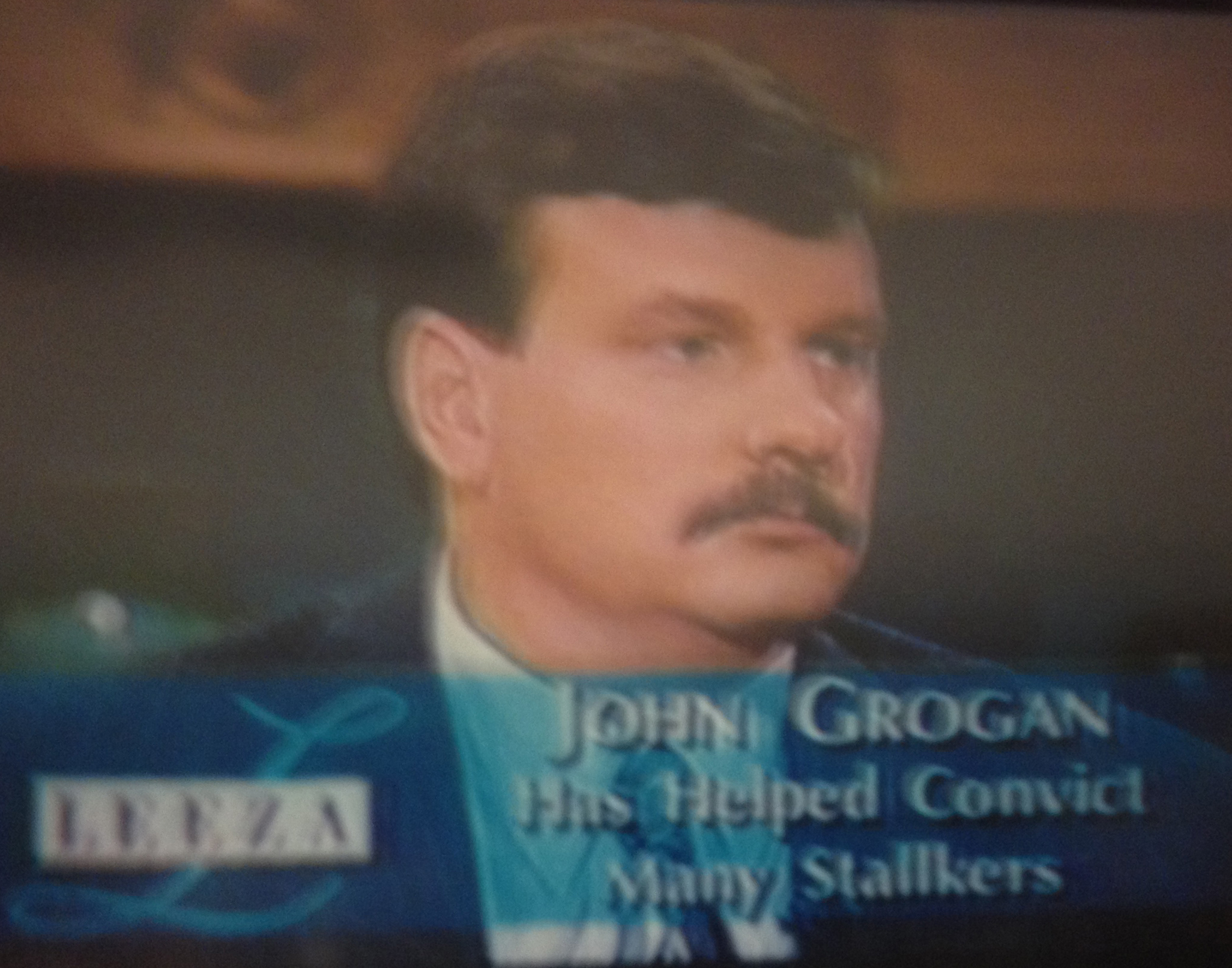 private investigator John Grogan