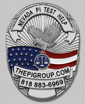 study guide questions Nevada PI license test