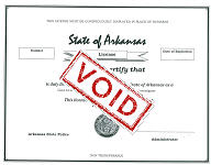 Arkansas PI license test study